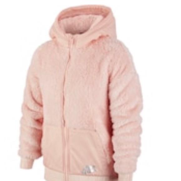 nike sherpa jacket